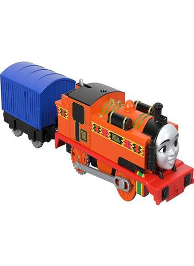 Thomas Thomas Friends Motorlu Tekli Tren Ana Karakterler Renkli